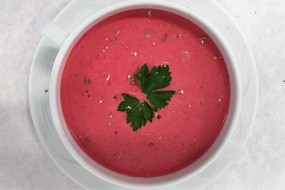 Rote-Bete-Kirsch-Suppe 3x2 small image